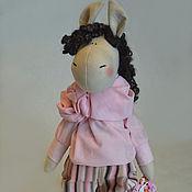 Куклы и игрушки ручной работы. Ярмарка Мастеров - ручная работа лошадка Роза. Handmade.
