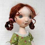 Куклы и игрушки ручной работы. Ярмарка Мастеров - ручная работа Кнопочка. Handmade.