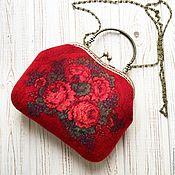 Сумки и аксессуары handmade. Livemaster - original item Roses. Handmade.