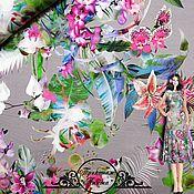 """Материалы для творчества handmade. Livemaster - original item Трикотаж Blumarine """"Анита"""" итальянские ткани. Handmade."""
