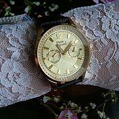 Украшения handmade. Livemaster - original item Pierre Ricaud women`s watch. Handmade.