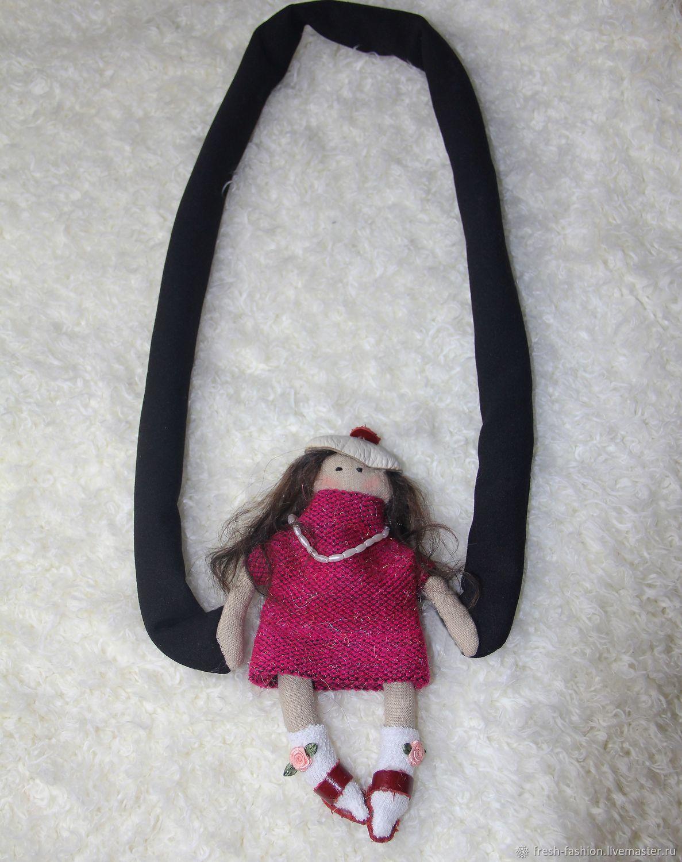 Колье с куклой, Колье, Смоленск,  Фото №1