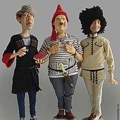 Куклы и игрушки ручной работы. Ярмарка Мастеров - ручная работа Трое из фильма. Handmade.