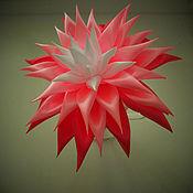 Резинка для волос ручной работы. Ярмарка Мастеров - ручная работа Резинка для волос: Бант для волос:  цветок. Handmade.
