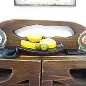 """Подарки к праздникам ручной работы. Ярмарка Мастеров - ручная работа Тарелка-подставка из бутылки """"Оригинальная"""":). Handmade."""