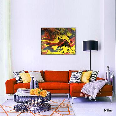 Для дома и интерьера ручной работы. Ярмарка Мастеров - ручная работа Картина №37. Handmade.