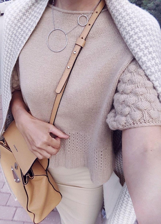 Укороченный джемпер, укороченный свитер, Джемперы, Москва,  Фото №1