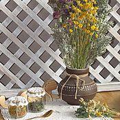 Цветы и флористика ручной работы. Ярмарка Мастеров - ручная работа Букетик из луговых трав. Handmade.