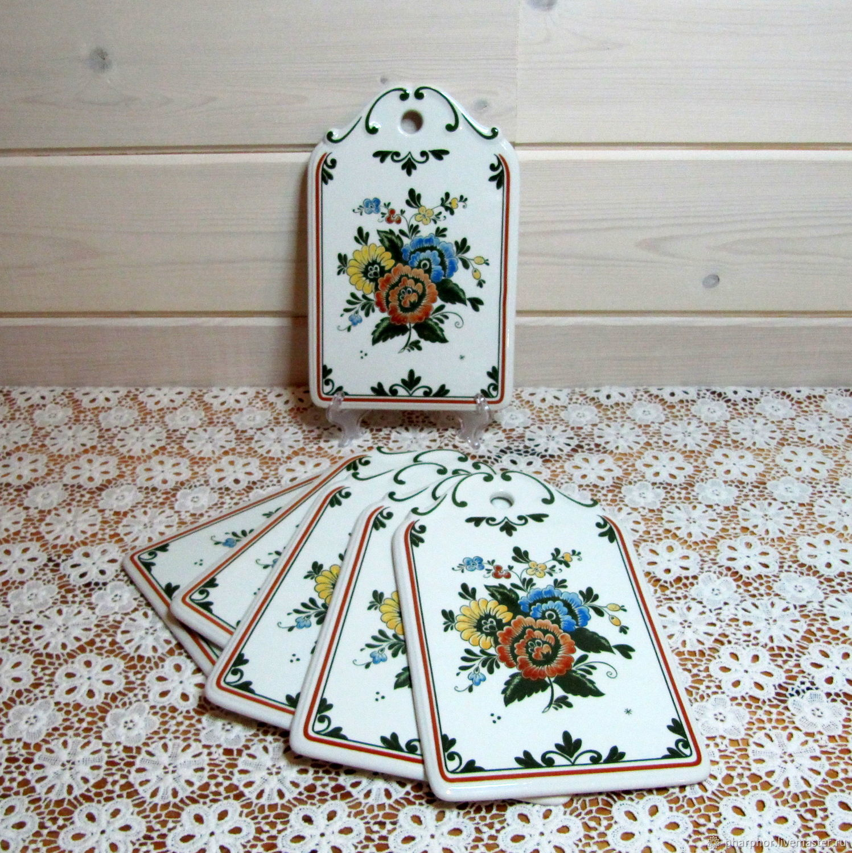 Винтаж: Доска для сыра/завтрака ALT AMSTERDAM  от VILLEROY&BOCH, Тарелки винтажные, Голицыно,  Фото №1