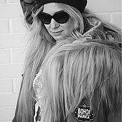 Одежда handmade. Livemaster - original item Parka with a fur undercoat of the Yak.. Handmade.