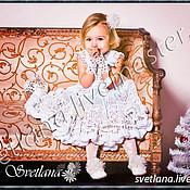 """Работы для детей, ручной работы. Ярмарка Мастеров - ручная работа Новогодний костюм """"Снежинка"""". Handmade."""