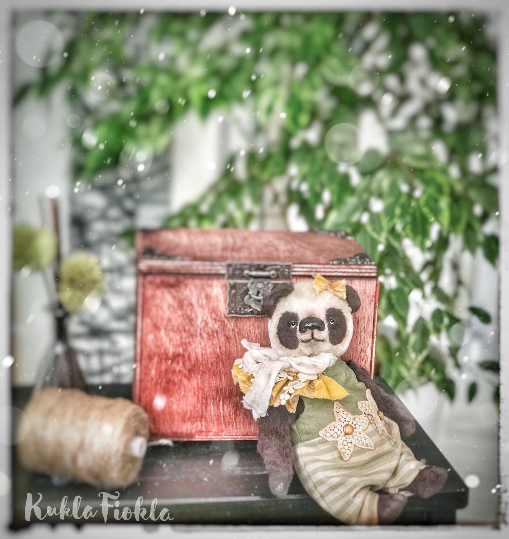 Панда, Мягкие игрушки, Кемерово,  Фото №1