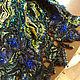 Блузка трикотаж, расшитая бусинами, бисером, натур. камнями, янтарем. Блузки. Oksis. Ярмарка Мастеров.  Фото №6