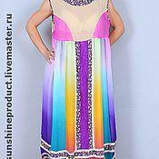Одежда handmade. Livemaster - original item Dress Malibu. Handmade.