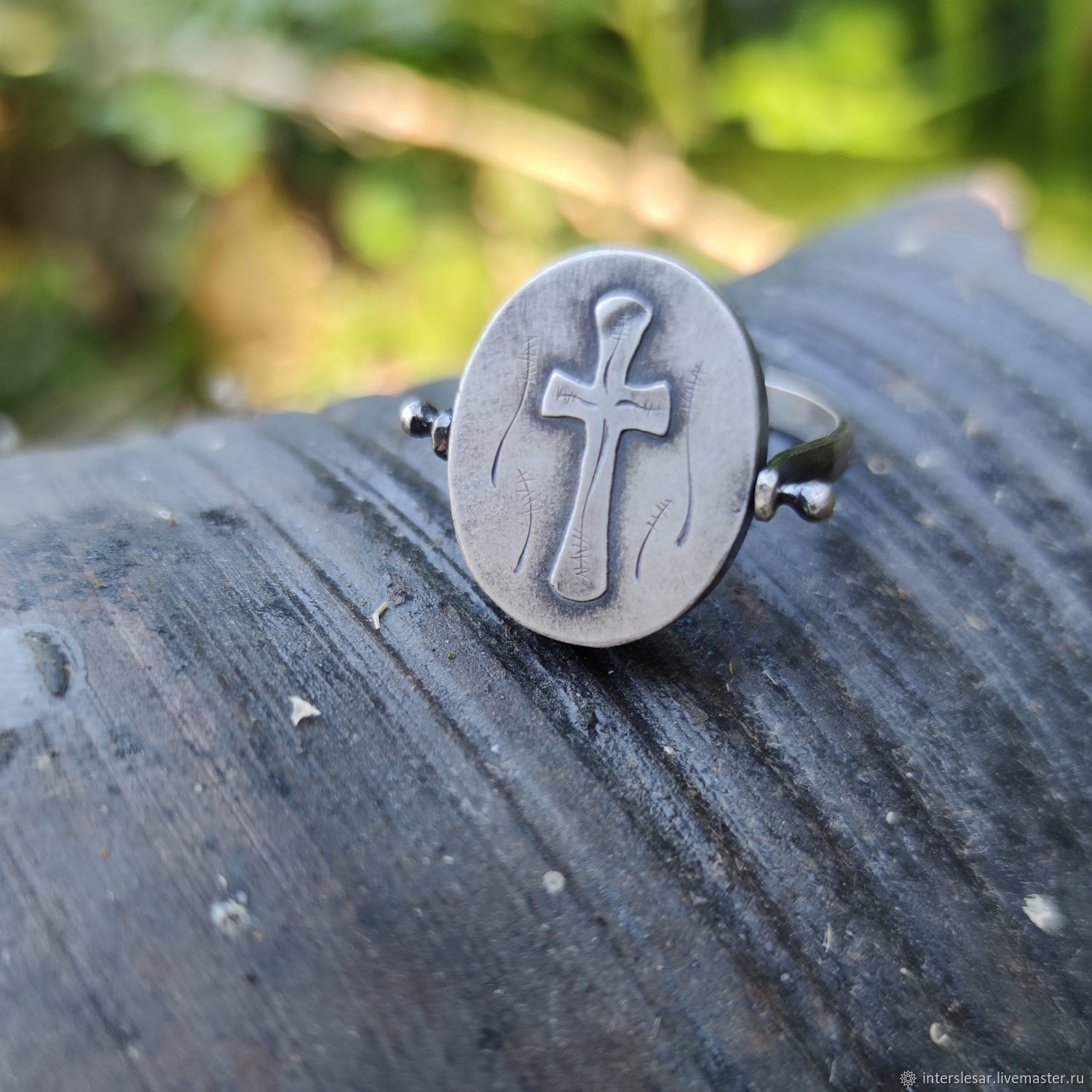 Ring: Jet ring ' Familiaris', Rings, Moscow,  Фото №1