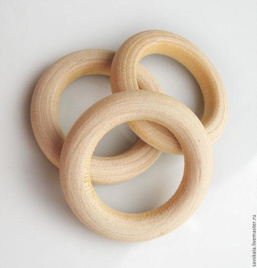 Деревянные подвески, коннекторы, кольца, 34 мм Могут использоваться как подвески, как коннекторы, как рамочки для кабошона, как основа для Ловца Снов