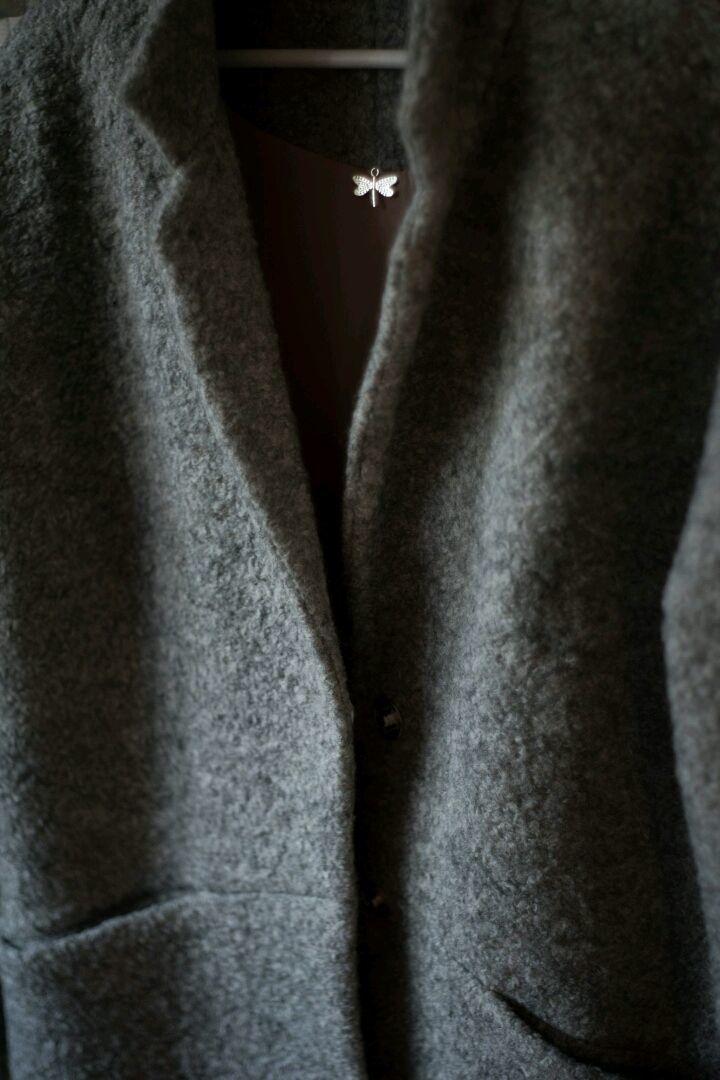 Пальто демисезонное 14, Пальто, Москва, Фото №1