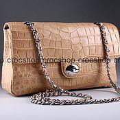 Сумки и аксессуары handmade. Livemaster - original item Bag crocodile IMA0116L4. Handmade.