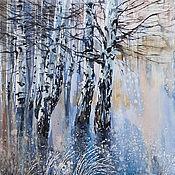 Картины и панно handmade. Livemaster - original item Spring. Flood.. Handmade.