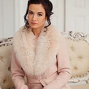 Свадебный салон handmade. Livemaster - original item Bridal jacket Designer coat Wedding coat Winter wedding coat. Handmade.