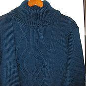 """Одежда ручной работы. Ярмарка Мастеров - ручная работа Свитер """"Для него"""". Handmade."""
