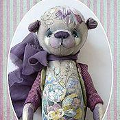 Куклы и игрушки ручной работы. Ярмарка Мастеров - ручная работа Мишка №4. Handmade.