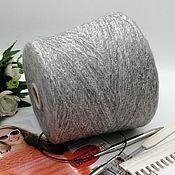 Пряжа ручной работы. Ярмарка Мастеров - ручная работа Смесовая пряжа Lineapiu Composite Nm 5500. Handmade.