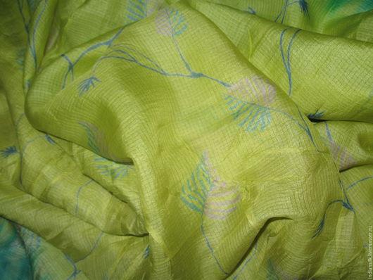 Валяние ручной работы. Ярмарка Мастеров - ручная работа. Купить Красивое винтажное сари из натурального шелка. Handmade. Комбинированный