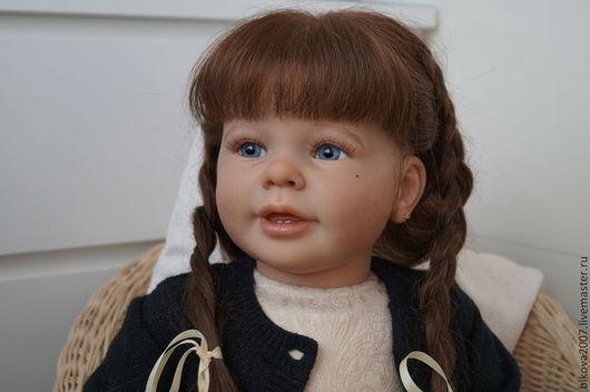 Куклы-младенцы и reborn ручной работы. Ярмарка Мастеров - ручная работа. Купить Машенька 2. Handmade. Золотой, генезис