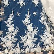 Материалы для творчества handmade. Livemaster - original item Exclusive wedding fabric. Handmade.