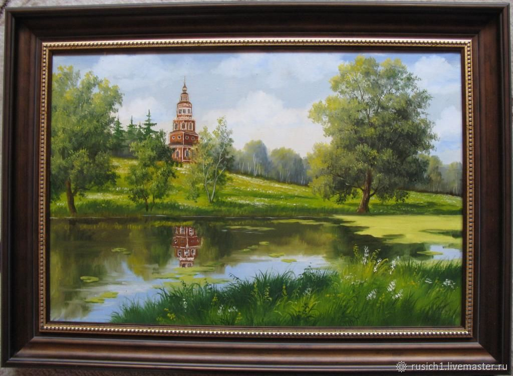 The temple in Israel. 40h60cm, Pictures, Moscow,  Фото №1