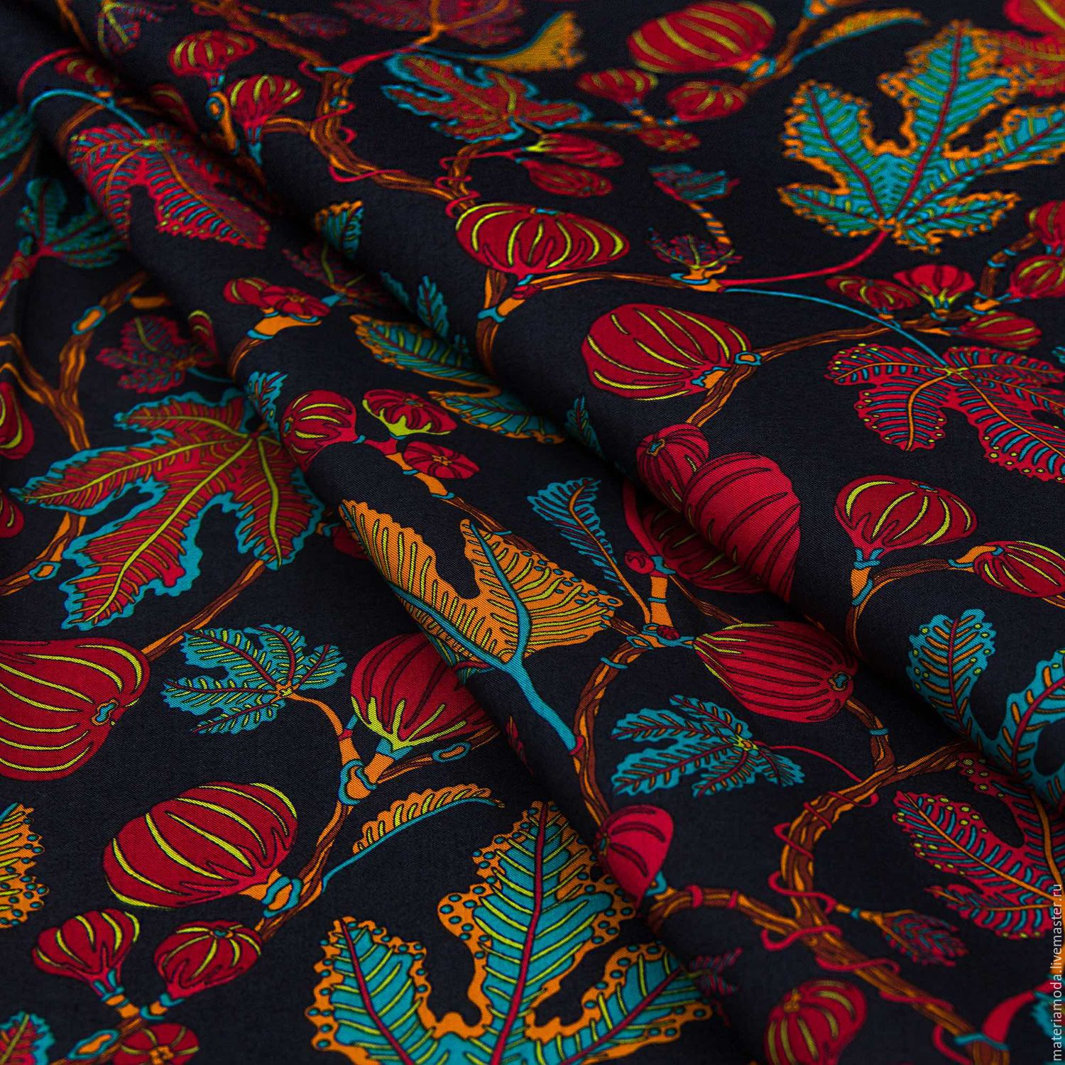 Embroidered sheer fashion fabric 8