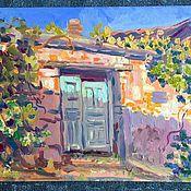 Картины и панно handmade. Livemaster - original item Pictures: Oil sketch
