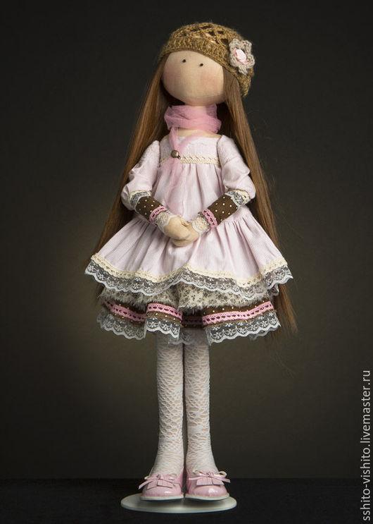 """Куклы и игрушки ручной работы. Ярмарка Мастеров - ручная работа. Купить Набор для шитья """"Кукла Виктория"""" Модное Хобби. Handmade."""