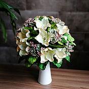 handmade. Livemaster - original item Bouquet-lamp