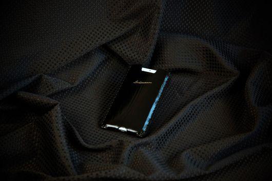 Для телефонов ручной работы. Ярмарка Мастеров - ручная работа. Купить Чехол для  iPhone 7/6/6s  The Black Edition № 79. Handmade.