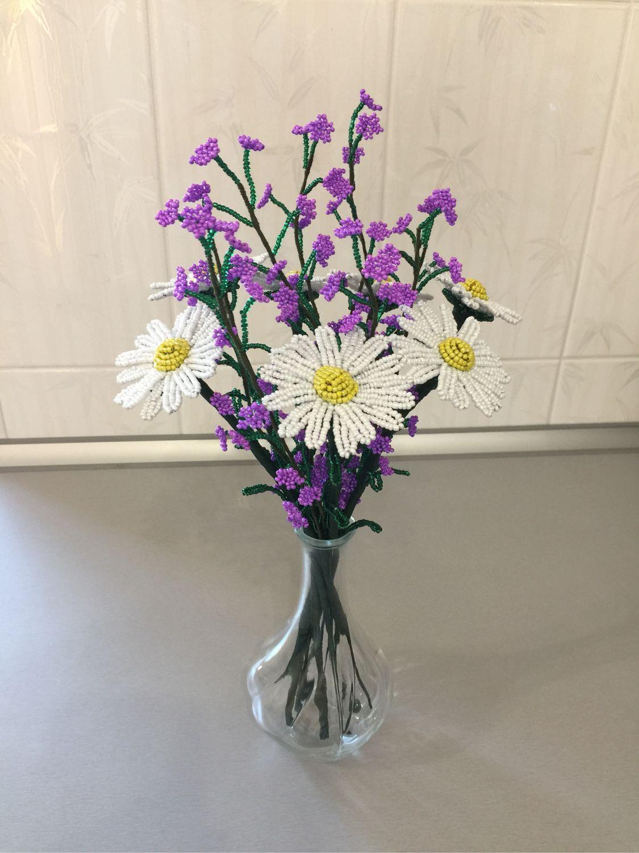 Лилий штук, купить цветы из бисера на авито