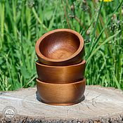 Для дома и интерьера handmade. Livemaster - original item Pine Wooden Plates, Bowls(3#9. Handmade.