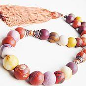 Фен-шуй и эзотерика handmade. Livemaster - original item Rosary, Mukai - stone clear. Handmade.