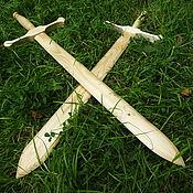 Куклы и игрушки ручной работы. Ярмарка Мастеров - ручная работа Меч игрушечный деревянный. Handmade.