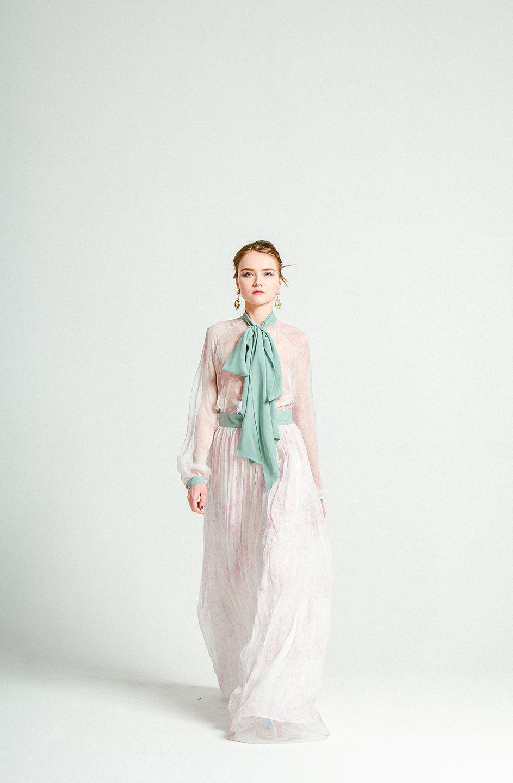 Платье Вечернее Шелковое Купить