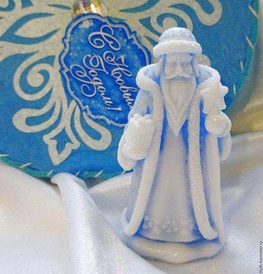 мыло дед мороз