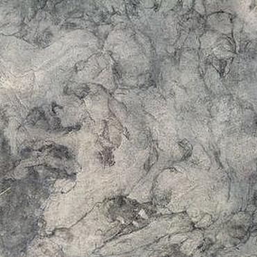 "Материалы для творчества ручной работы. Ярмарка Мастеров - ручная работа Бумага под мрамор ""Туман Андромеды"". Handmade."