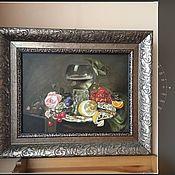 Элементы интерьера ручной работы. Ярмарка Мастеров - ручная работа Картина натюрморт. Handmade.