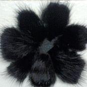 Материалы для творчества handmade. Livemaster - original item Blank brooch mink. Handmade.