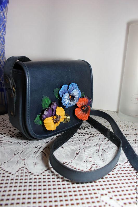 Женские сумки ручной работы. Ярмарка Мастеров - ручная работа. Купить Сумка «Летний сад 2.0». Handmade. Однотонный
