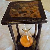 """Для дома и интерьера ручной работы. Ярмарка Мастеров - ручная работа Песочные часы  """"Поцелуй"""" (Г. Климт). Handmade."""