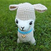 Куклы и игрушки ручной работы. Ярмарка Мастеров - ручная работа Llama. Handmade.