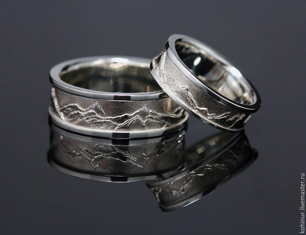 Купить кольца на свадьбу