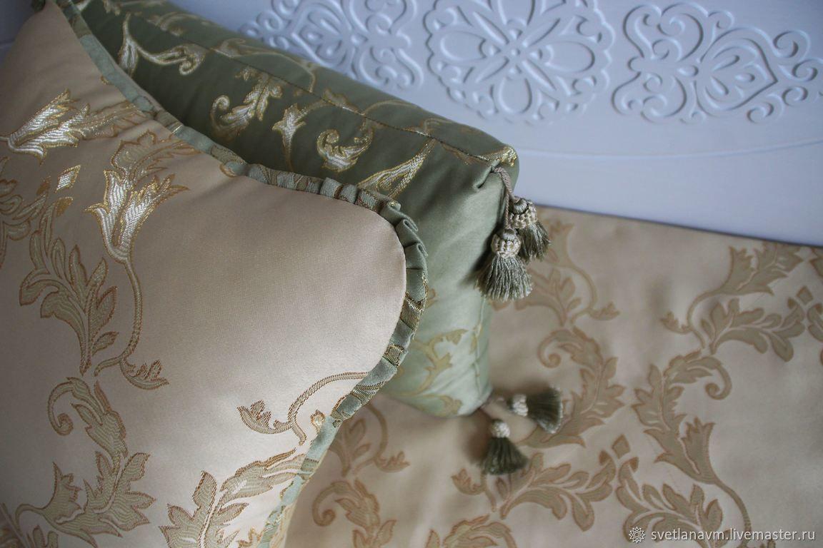 Покрывало на детскую кровать + подушки, Покрывала, Королев,  Фото №1